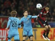 Bóng đá - Leverkusen – Barca: Tự trách chính mình