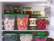 Ẩm thực - Cách giữ đồ ăn trong tủ lạnh đúng cách để tránh ung thư