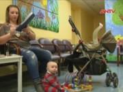 Video An ninh - Hàng nghìn trẻ sơ sinh Mỹ nghiện ma túy vì thuốc giảm đau