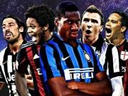Bóng đá - Serie A: Sự trở lại của một thế lực