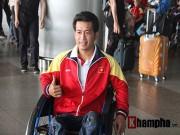 Thể thao - Đoàn thể thao NKT Việt Nam trở về trong chiến thắng