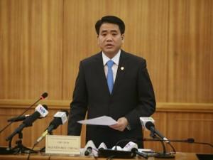 Tin tức trong ngày - Ông Nguyễn Đức Chung được phê chuẩn làm Chủ tịch Hà Nội