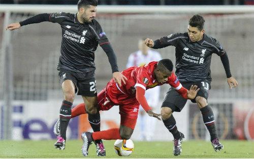 Sion - Liverpool: Cả nhà cùng vui - 1