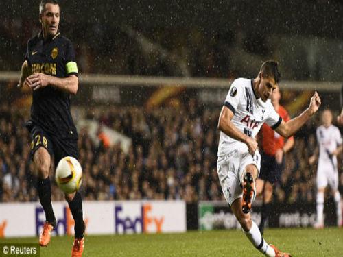 """Tottenham – Monaco: """"Cơn điên"""" của Lamela - 1"""