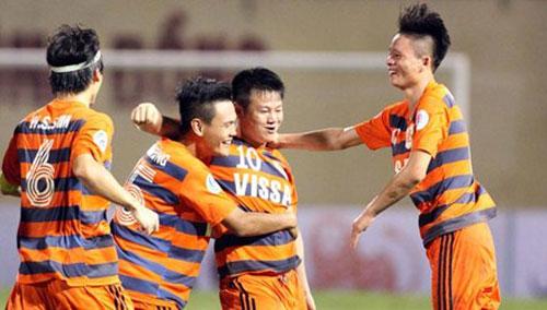 Ninh Bình lại đòi chơi V.League - 1