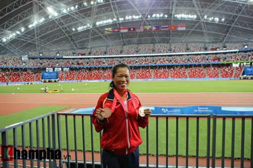 Hình ảnh cảm động của VĐV Việt Nam tại Para Games - 10