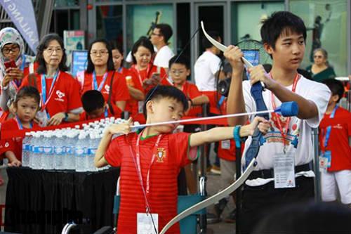 Hình ảnh cảm động của VĐV Việt Nam tại Para Games - 12