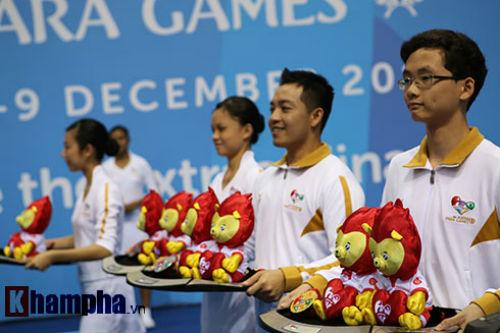 Hình ảnh cảm động của VĐV Việt Nam tại Para Games - 13