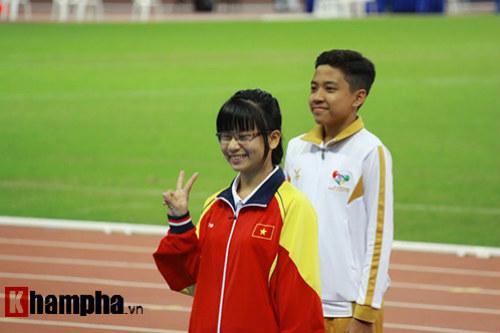 Hình ảnh cảm động của VĐV Việt Nam tại Para Games - 15