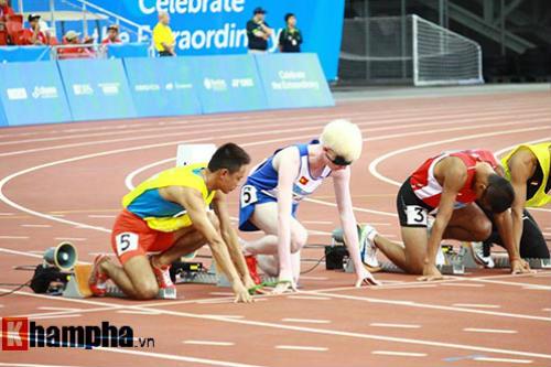 Hình ảnh cảm động của VĐV Việt Nam tại Para Games - 3