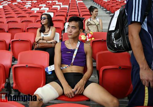 Hình ảnh cảm động của VĐV Việt Nam tại Para Games - 5