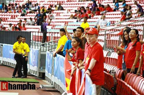 Hình ảnh cảm động của VĐV Việt Nam tại Para Games - 6