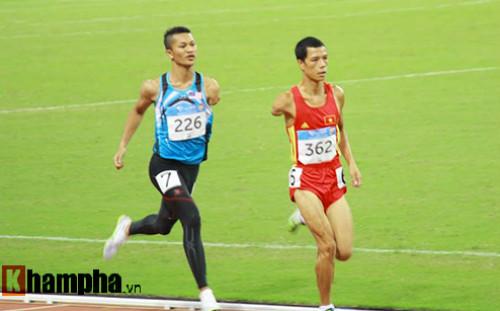 Hình ảnh cảm động của VĐV Việt Nam tại Para Games - 7