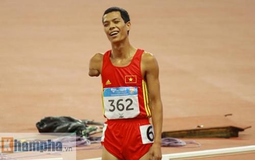 Hình ảnh cảm động của VĐV Việt Nam tại Para Games - 8