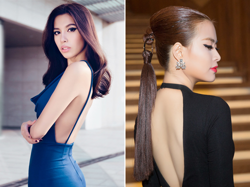1449796871 1449744779 16 1001 kiểu khoe lưng mướt mắt nhất showbiz Việt 2015