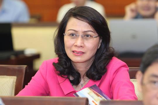 Giới thiệu ông Nguyễn Thành Phong làm Chủ tịch UBND TPHCM - 2
