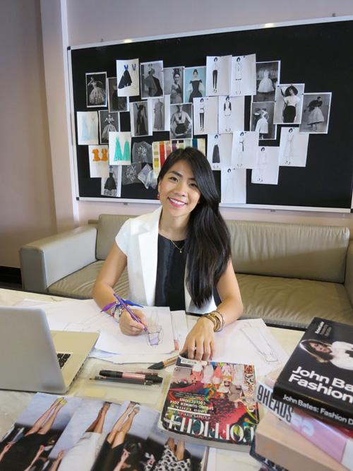 Gặp cô gái Việt thiết kế đồ cho thượng nghị sĩ Mỹ - 2