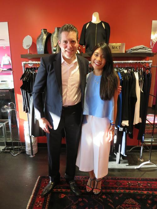 1449806334 1449805831 boston senator barry finegold Gặp cô gái Việt thiết kế đồ cho thượng nghị sĩ Mỹ