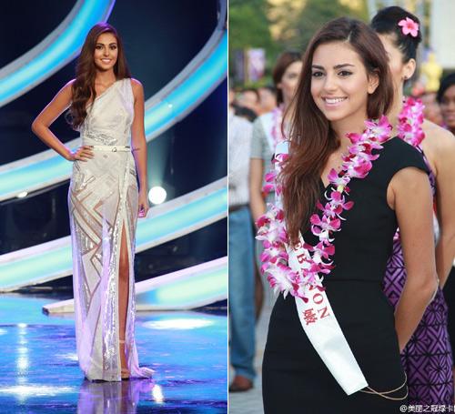 1449806367 1449803028 hoahau3 Vẻ hấp dẫn của 5 ứng viên sáng giá nhất Miss World 2015