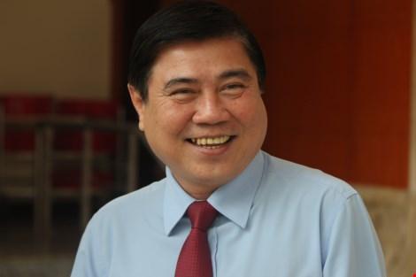 Ông Nguyễn Thành Phong đắc cử Chủ tịch UBND TP.HCM - 1