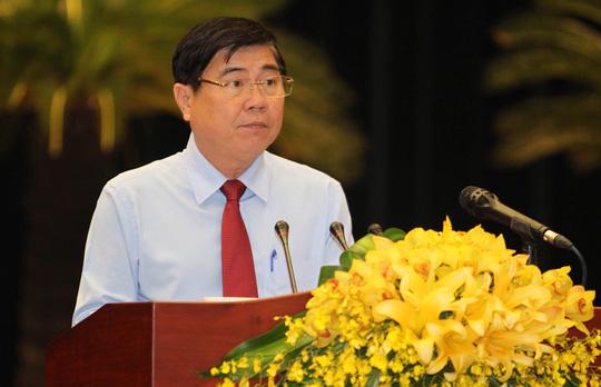 Tân Chủ tịch TPHCM: Ưu tiên giải quyết bức xúc của dân - 1