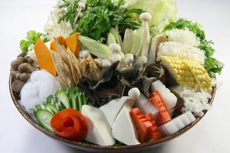 5 lợi ích tuyệt vời cho sức khỏe của việc ăn chay - 1