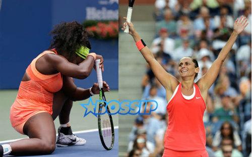 Vinci hạ gục Serena lọt top 10 trận đấu hay nhất WTA 2015 - 1