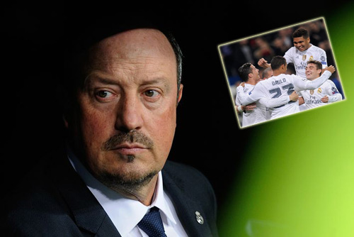 Real thời Benitez: Lạc quan từ những con số - 1