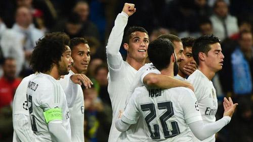 Real thời Benitez: Lạc quan từ những con số - 2