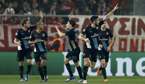 Arsenal: Khi Champions League là gánh nặng - 1