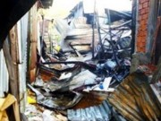 Tin tức trong ngày - Cháy chợ trong đêm, 2 vợ chồng tử nạn trong lửa đỏ