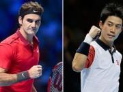 Thể thao - Federer, Nishikori tranh pha đỉnh nhất 2015