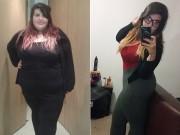 """Bạn trẻ - Cuộc sống - Vợ quyết tâm giảm 60 kg để """"trả thù"""" chồng ngoại tình"""