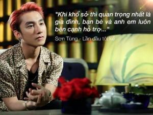 """Đối thoại cùng Sao - Sơn Tùng: """"Số tôi sướng, đi đâu cũng có người yêu thương"""""""