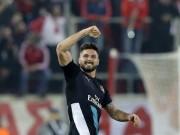 Bóng đá - Thống kê sốc: Giroud lợi hại hơn cả CR7 và Messi