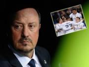 Bóng đá - Real thời Benitez: Lạc quan từ những con số