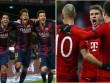 Ứng viên vô địch C1: Sự vượt trội của Barca & Bayern