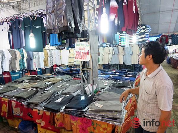 Đà Nẵng: Hàng Trung Quốc lại chui vào hội chợ hàng Việt! - 5