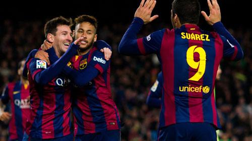 Barca – Deportivo: Trông cả vào Suarez - 2