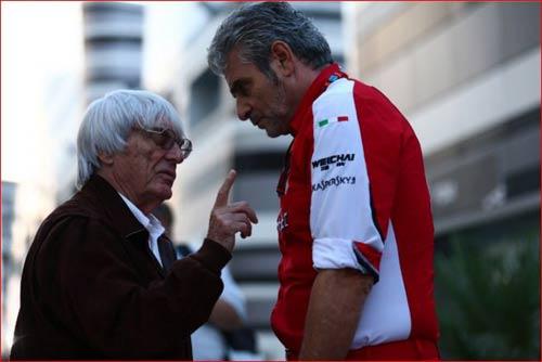 F1: Khi Mercedes, Ferrari muốn làm chủ cuộc chơi - 2