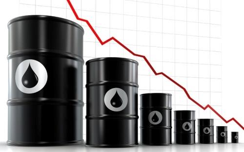 Giá dầu lao dốc mạnh nhất trong 7 năm qua - 1
