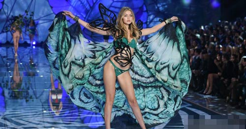 Cú đấm của siêu mẫu Victoria's Secret - 4