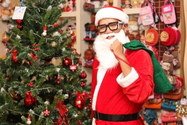 Dịch vụ cho thuê ông già Noel được mùa hét giá - 1