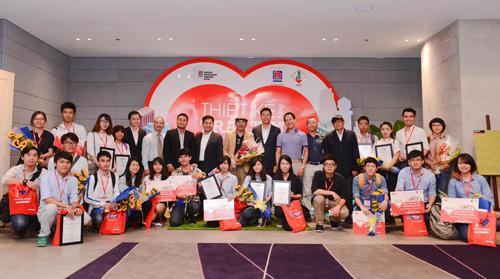 Cuộc thi NTK trẻ Nippon Paint 2015: Chiến thắng dành cho thiết kế vì con người - 1