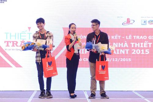 Cuộc thi NTK trẻ Nippon Paint 2015: Chiến thắng dành cho thiết kế vì con người - 3