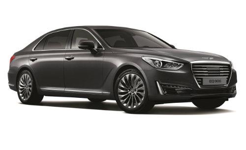 """Genesis G90: """"át chủ bài"""" của Hyundai trong dòng xe sang? - 1"""