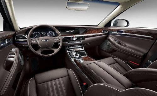 """Genesis G90: """"át chủ bài"""" của Hyundai trong dòng xe sang? - 2"""