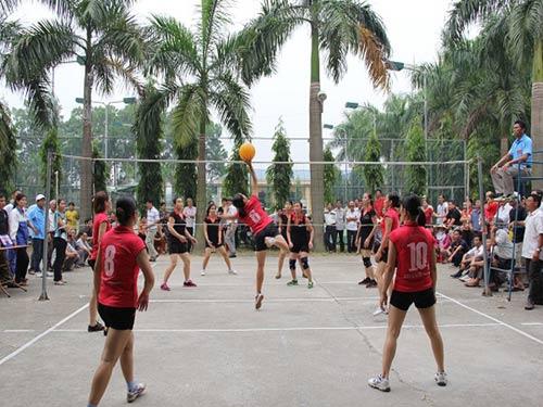 Bóng chuyền: Môn thể thao ngày càng lên ngôi - 1