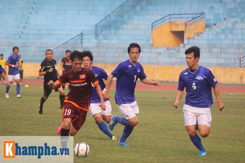 U23 VN thua tan tác trước đội hạng 4 Nhật - 4