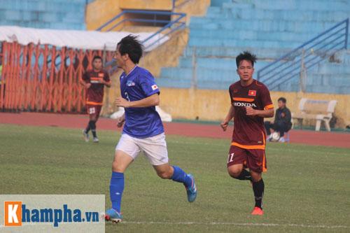 U23 VN thua tan tác trước đội hạng 4 Nhật - 5